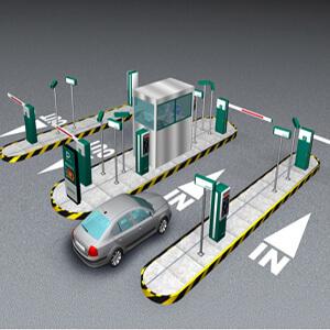 تجهیزات کنترل تردد خودرو