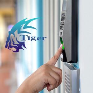 دستگاه کنترل دسترسی اثر انگشتی