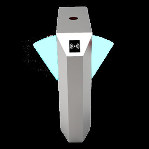 گیت تردد شیشهای میانی مدل T-56003